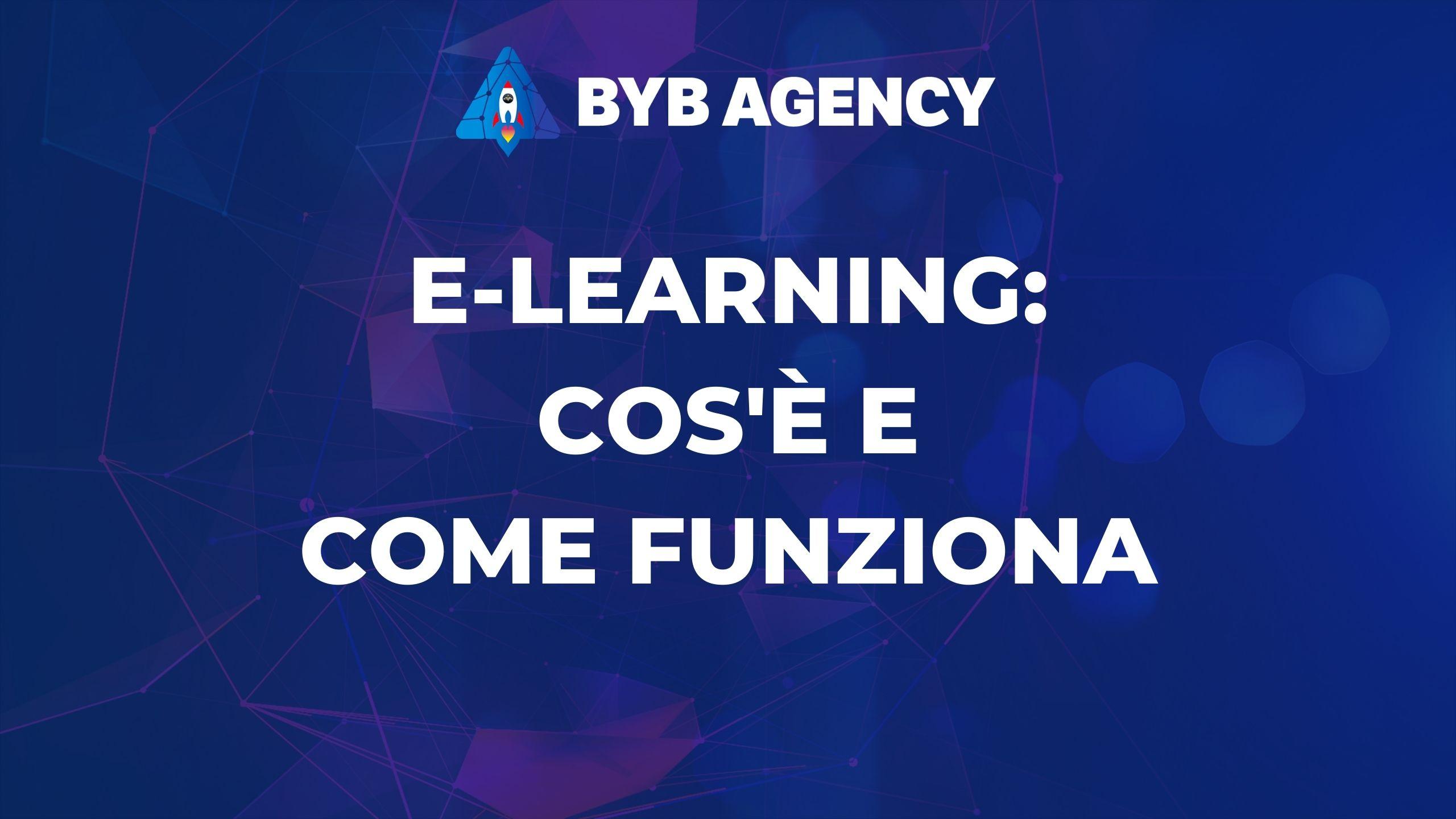 E-Learning cos'è e come funziona
